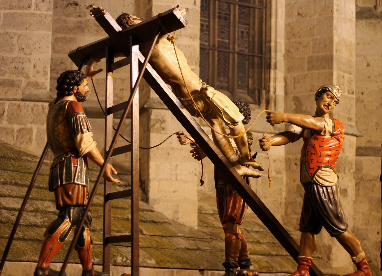 Erección de la Cruz - Nazareno (Palencia) (9)