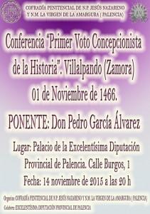 Conferencia Zamora web