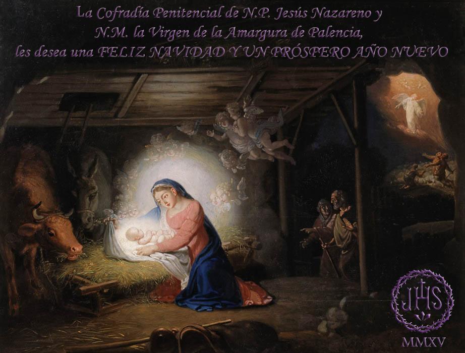 Felicitación de Navidad 2015